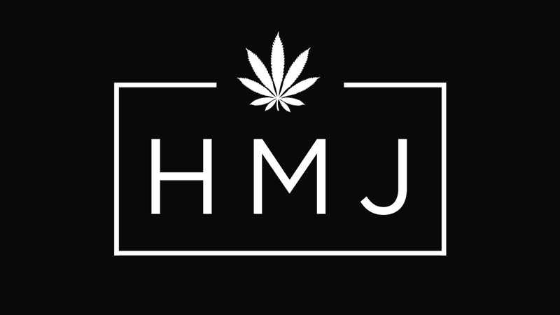 a grphic hail mary jane leaf